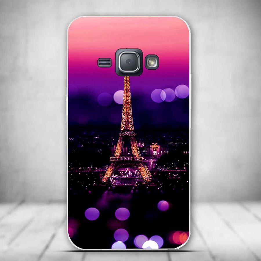 competitive price 00442 345e4 New For Samsung Galaxy J1 2016 Case Soft Silicone TPU Back Phone ...