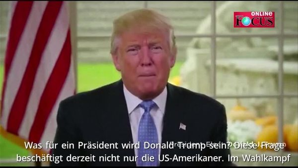 Aktuell! 100 Tage Trump: Das sind seine Pläne - http://ift.tt/2ggKWf8 #nachrichten