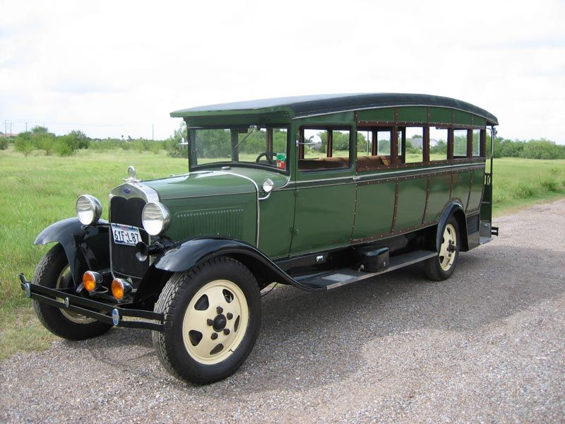 Worldwide Auctioneers - 1930 Ford Model AA \'Caboose\' Style Entry ...