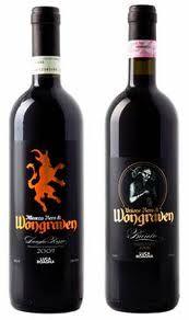 Satyricon S Satyr Launches Black Metal Wine Wine Wines Wine