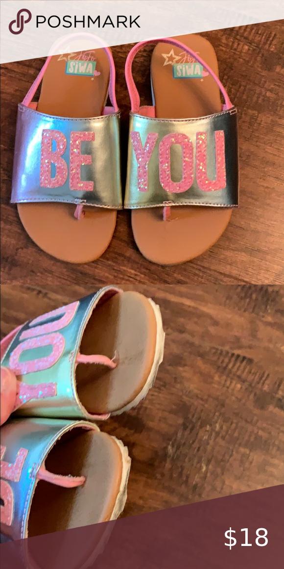 Flip flop sandals, Jojo siwa, Sandals