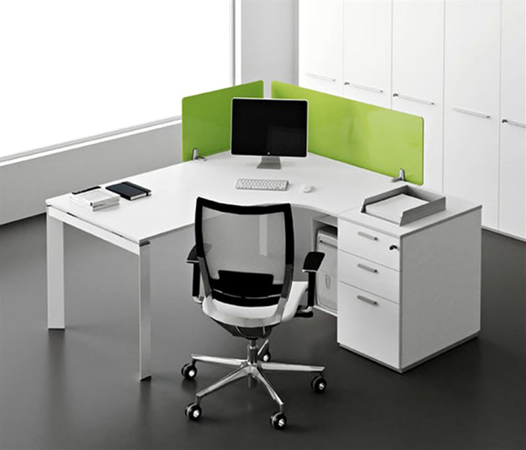 Epic Office Desk Design For Your Modern Home Interior Design Ideas