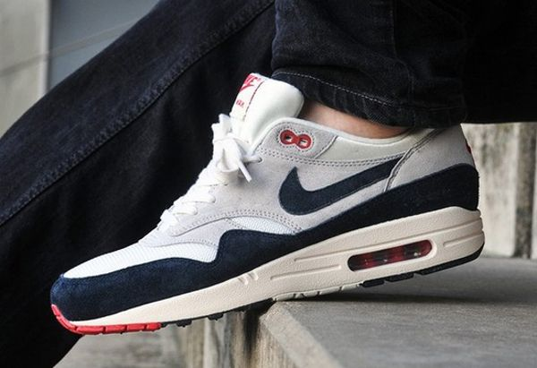 4d9ecb8b1bb8 Post image for Air Max 1 OG Sail/Dark Obsidian : réassort au Nike ...