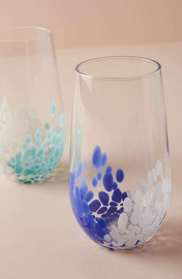 ce49a70e5db Anthropologie Allura Glass | Products | Glass, Anthropologie, Glasses