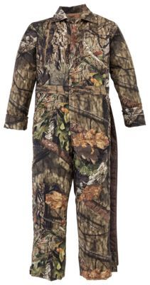 1710c32c18313 RedHead Silent-Hide Insulated Coverall for Youth - Mossy Oak Break-Up  Country - 14