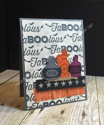 Stampin' Fun with Diana: SSINKspiration Hostess Stamp Set Focus: Six Sayings