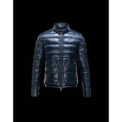 b87f0066fa7 Moncler Doudoune - Doudoune Moncler ACORUS Ultralight Bleu Blouson Homme  Techno Fabric Polyamide