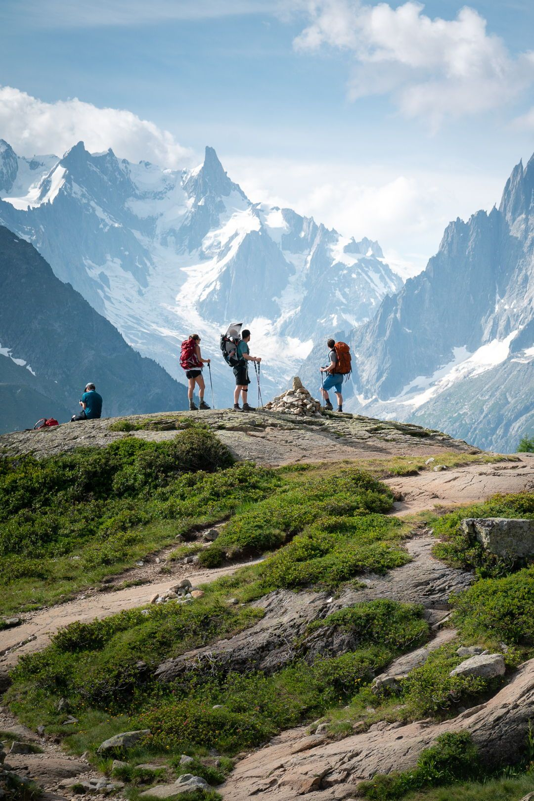 The Tour Du Mont Blanc is one of the world's best hiking trails! Click through for tips, packing list, itinerary, and lots of photography. #hiking #outdoors #bucketlist #travel #adventure