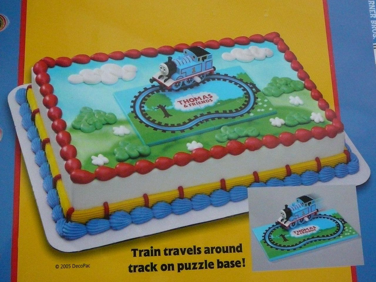 Thomas The Train Birthday Cake Google Search Decorated Cakes - Thomas birthday cake images