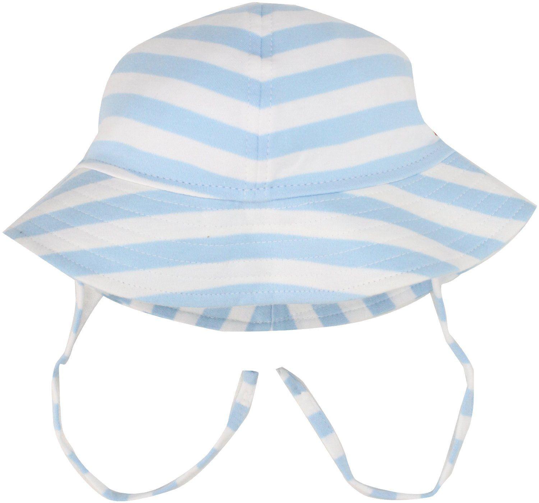 Zutano Unisex-baby Infant Pastel Stripe Sun Hat 83f47fadd2d