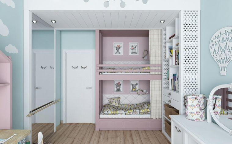 Habitaciones infantiles originales lo ltimo en diseo