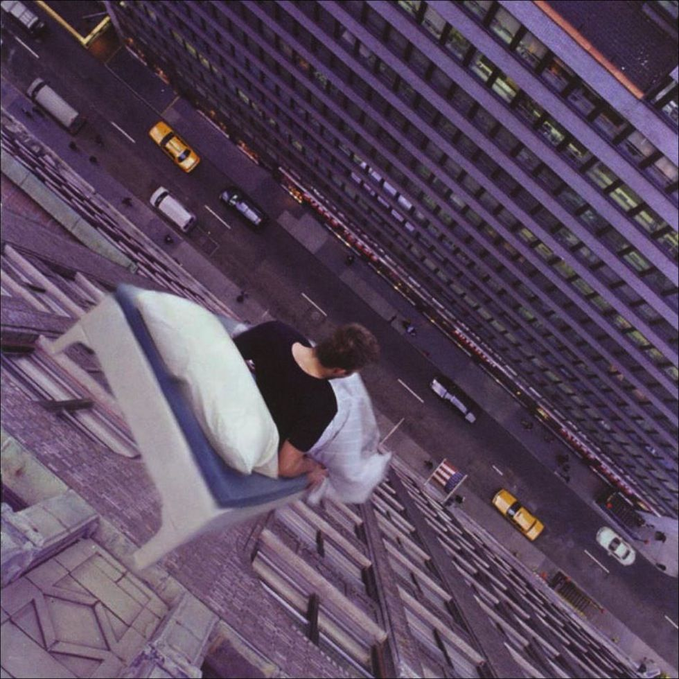 Megadeth, Rude Awakening (2002) - Storm Thorgerson