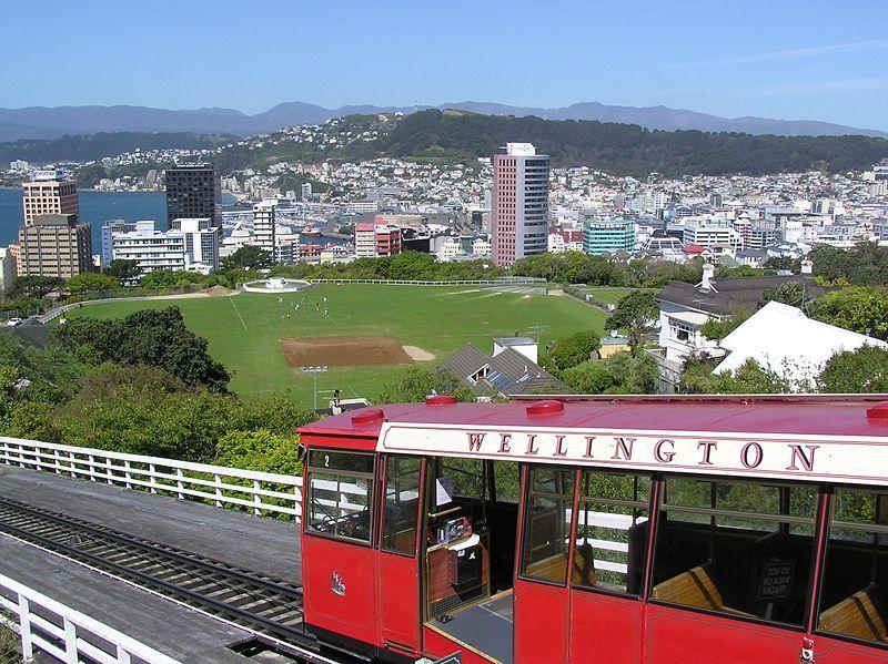Wellington Nz New Zealand Cities Capital Of New Zealand New Zealand Travel