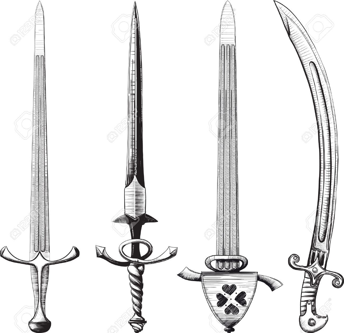 Pin By Mr L On O Drawings Sword Drawing Sword