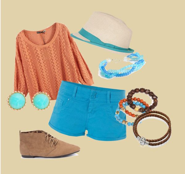 """""""#8 mostly blue"""" by jamie-s26 on Polyvore"""