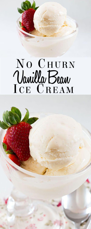 바닐라빈 아이스크림