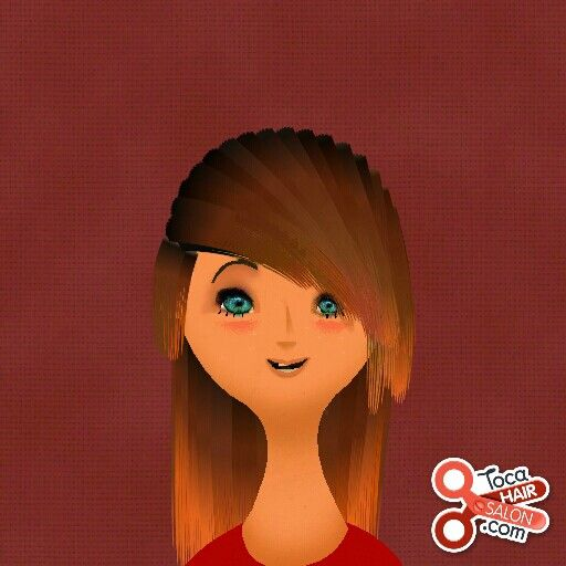 Toca Boca Hair Salon 2 Whoa This One Has Tooo Much Make Up On Disney Characters Character Disney Princess
