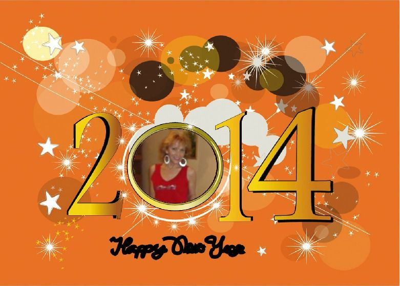 Awesome Pic Created by New year's eve