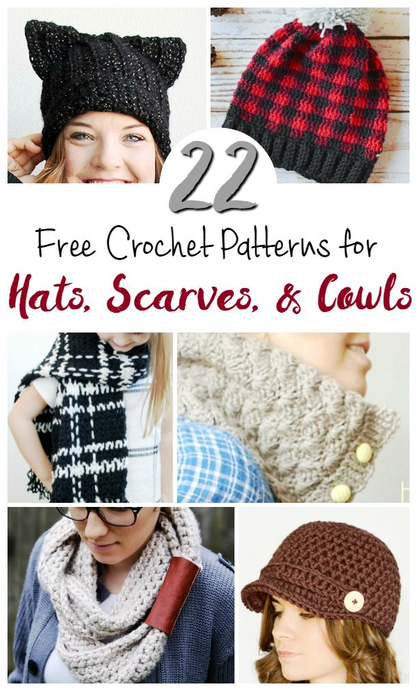 Free Crochet Patterns: Beginners and Advanced Projects | Tejidos de ...