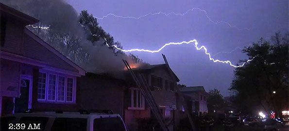 Boca Raton Public Insurance Adjuster Call Now Lightning Damage