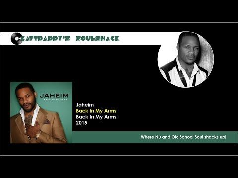 Jaheim- Back In My Arms (2015) - YouTube