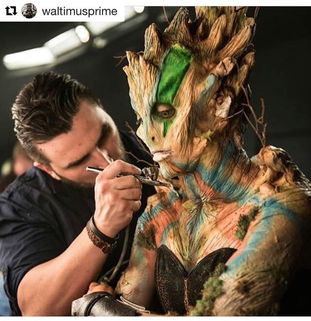 Only a few episodes left of syfy FaceOff! Be sure to