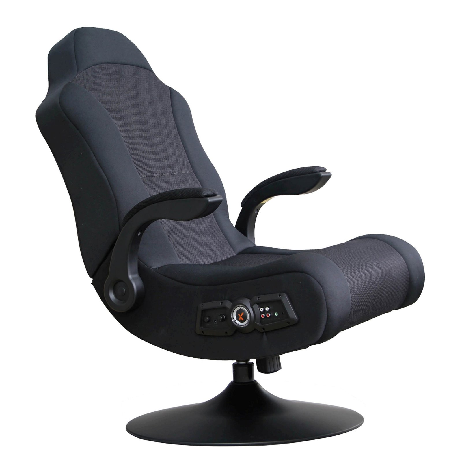 Pleasing X Rocker Commander Pedestal Video Game Chair With 2 1 Wired Uwap Interior Chair Design Uwaporg