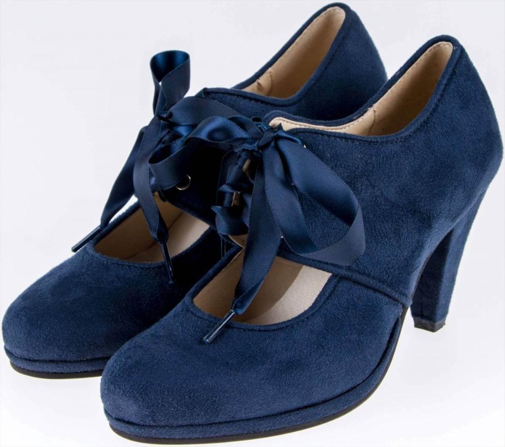Dirndl Schuhe Miranda Dunkel Blau Trachtenschuhe Damen Hirschkogel Dirndl Schuhe Trachtenschuhe Damen Dirndl Stehkragen