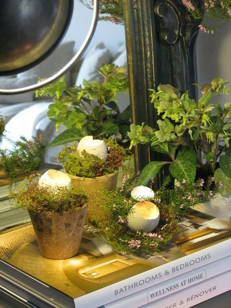 Happy Easter Scene D Interieur For Home Inspirations Decoration Paques Week End Paques Decoration