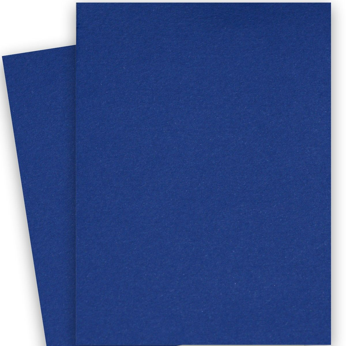 Basis Colors 26 X 40 Cardstock Paper Blue 80lb Cover Card Stock Vat Dyeing Cover Paper