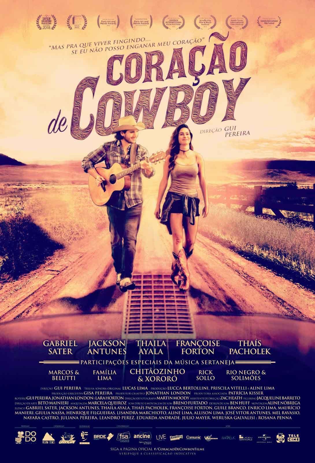 Coração de Cowboy Crítica em 2020 Filmes completos