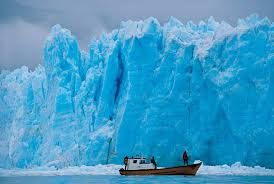 I need to get close to a glacier... just once!