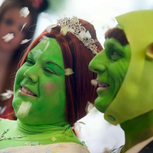 Conshrekulations Shrek Wedding Shrek Wedding Design Inspiration