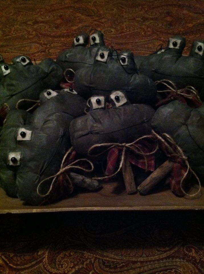 Frog ornaments 2014.