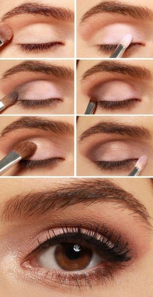 Photo of #eye #GREAT #makeup #naturaleyemakeuptutorial # Opplæringer Flott øyesminke …