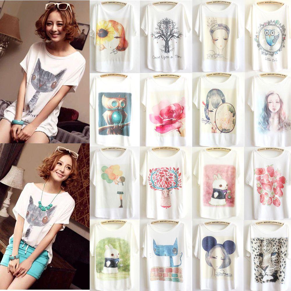 6a8df804cac Leopard Print T Shirts Womens