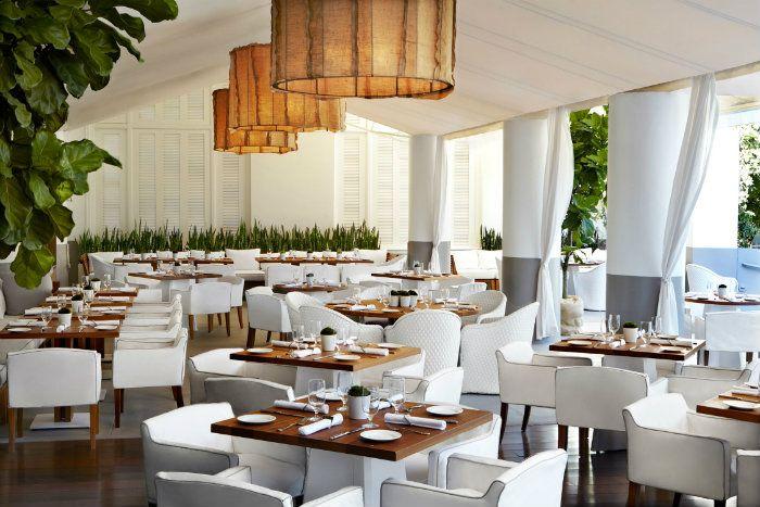 Modern Restaurants Bianca Restaurant At The Delano South Beach By Sam Robin Design Bocadolobo Interiordesignprojects Usinteriordesigner