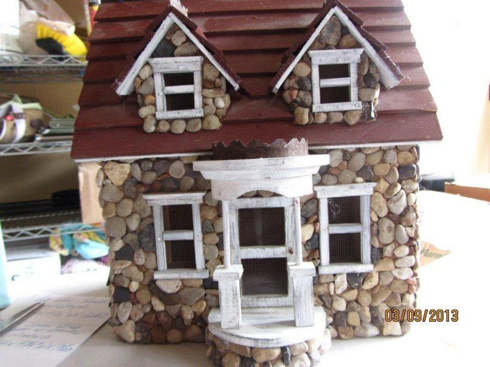 doug lund birdhouse