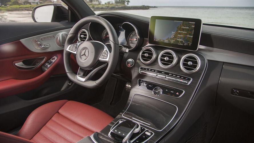 First Drive 2017 Mercedes Benz C300 Coupe Mercedes Benz C300