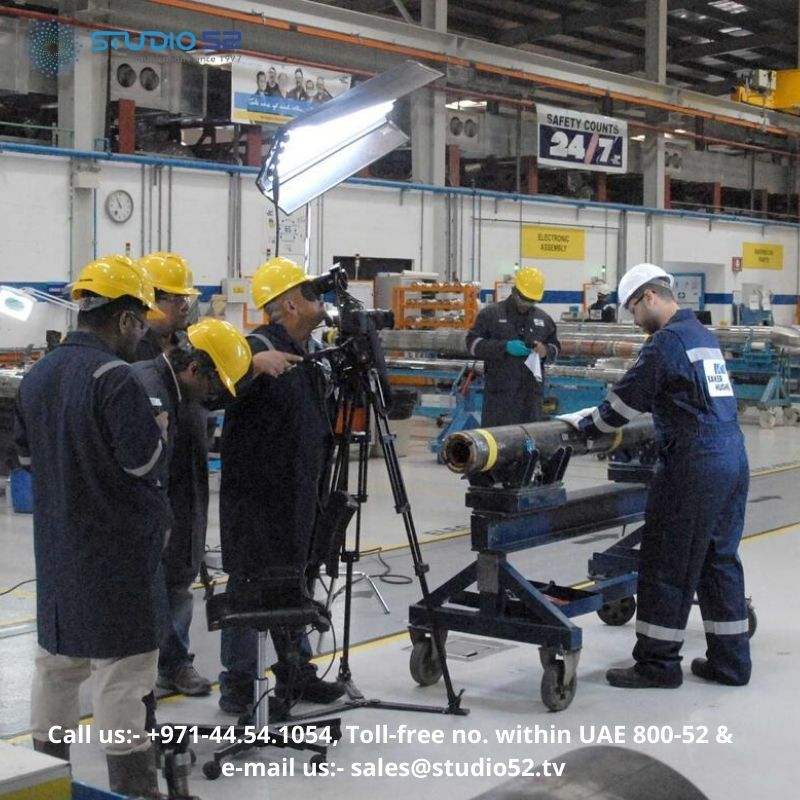 Safety Video Production Company Dubai Safety training
