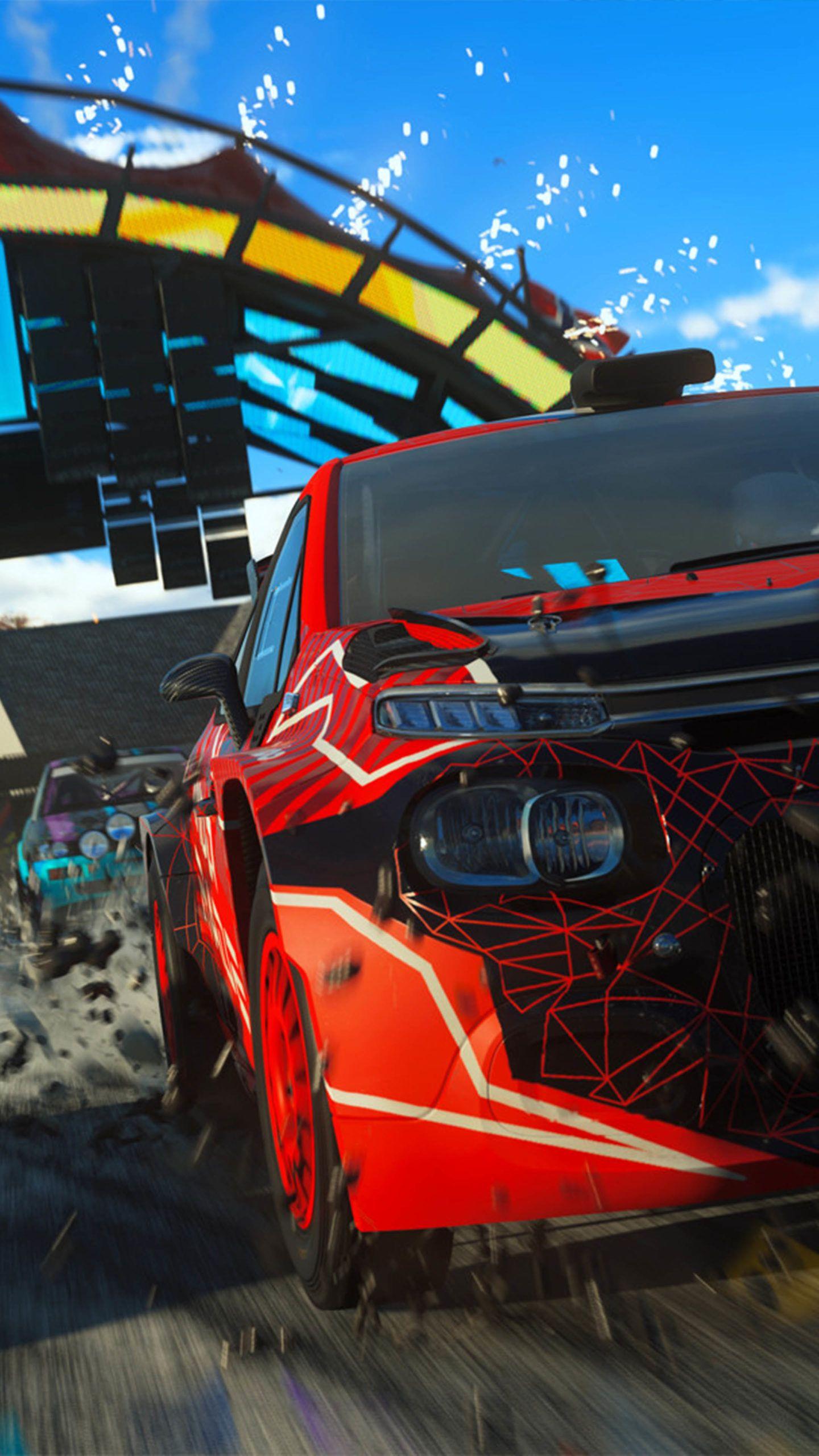 Dirt 5 Video Game Race 4k Ultra Hd Mobile Wallpaper Racing Games Car Wallpapers