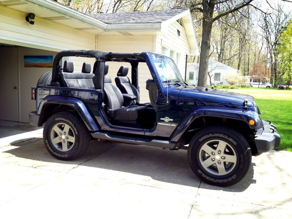 jeeps 1st top off! 2012 jeep, 2012 jeep wrangler, Jeep
