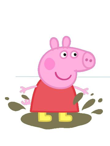 CANECA FAMILIA PEPPA PIG (PEPPA PIG) - CAN113