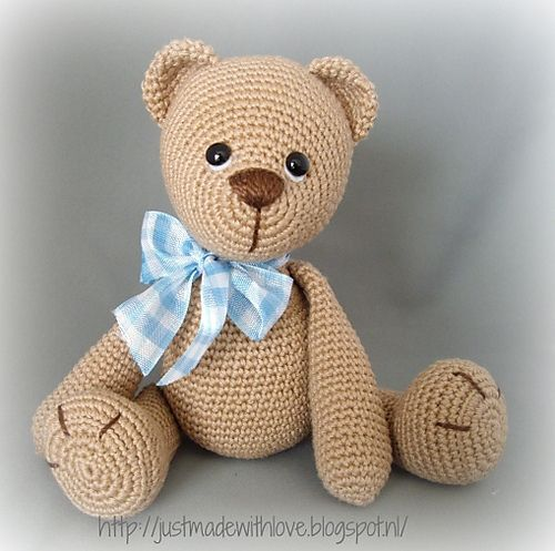 Pin by Jane Sedgley on Animal amigurumi in 2020 | Crochet dog ... | 497x500