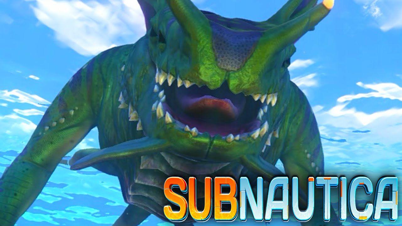 Subnautica - SEA DRAGON, LEVIATHAN, NEW CREATURES