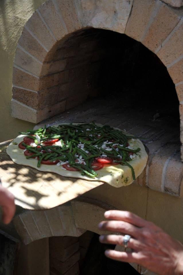 la pizza de Arieh