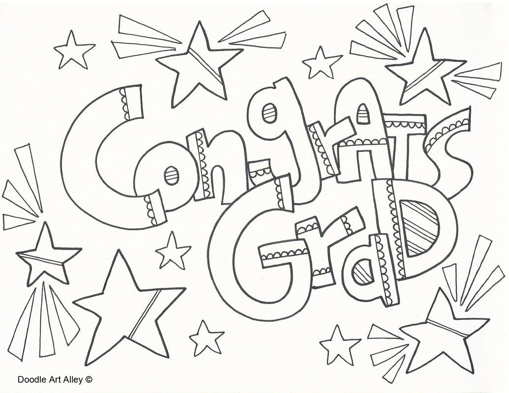 Graduation bear coloring pages new ultimate graduation coloring pages doodle art alley 2009