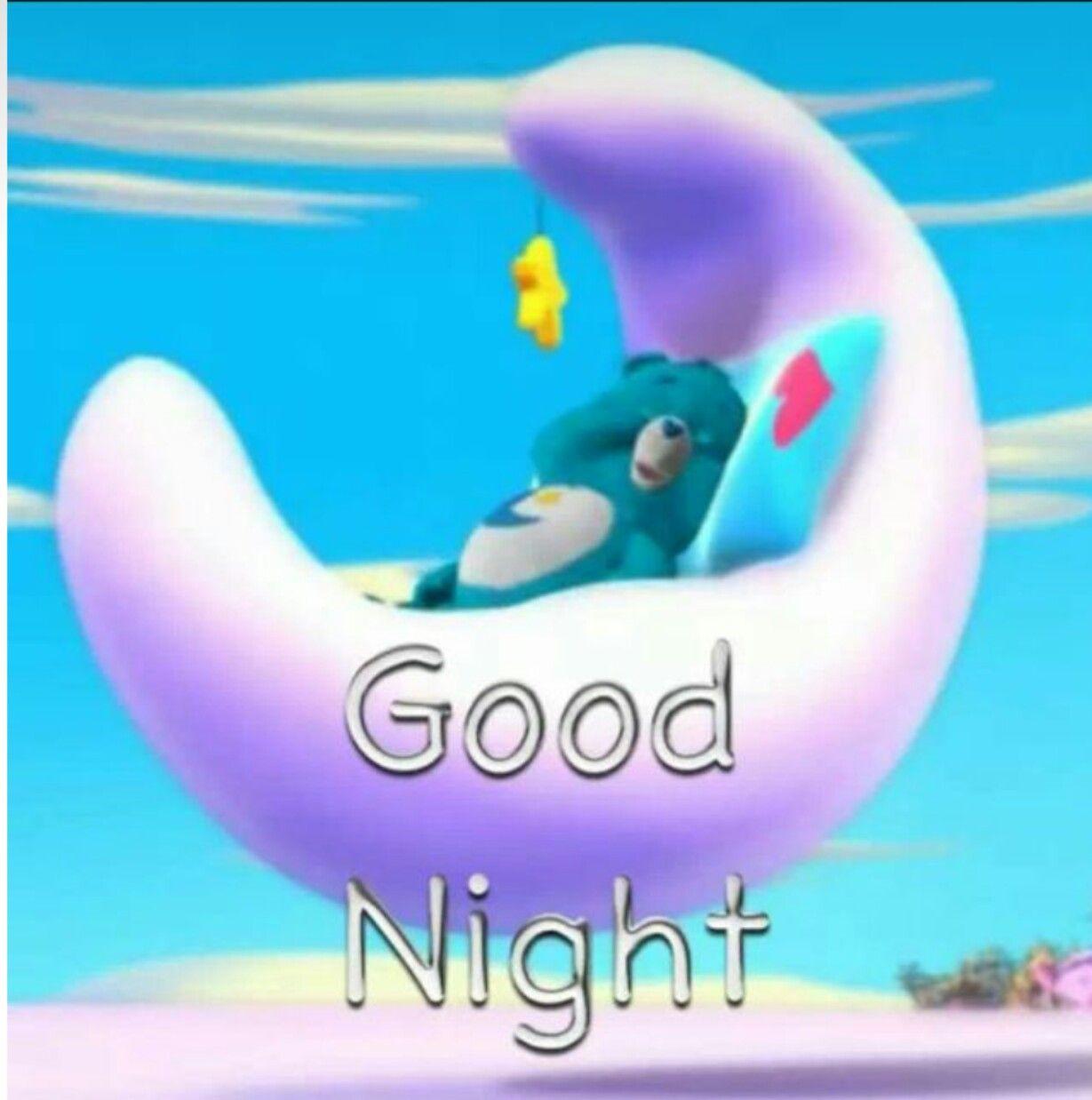 Pin P Godnatt