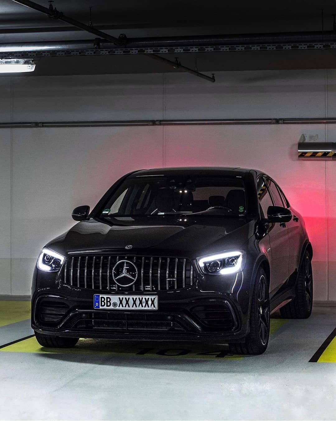 Mercedes Amg C253 Glc 63 S Coupe Facelift Mercedes Mercedesamg