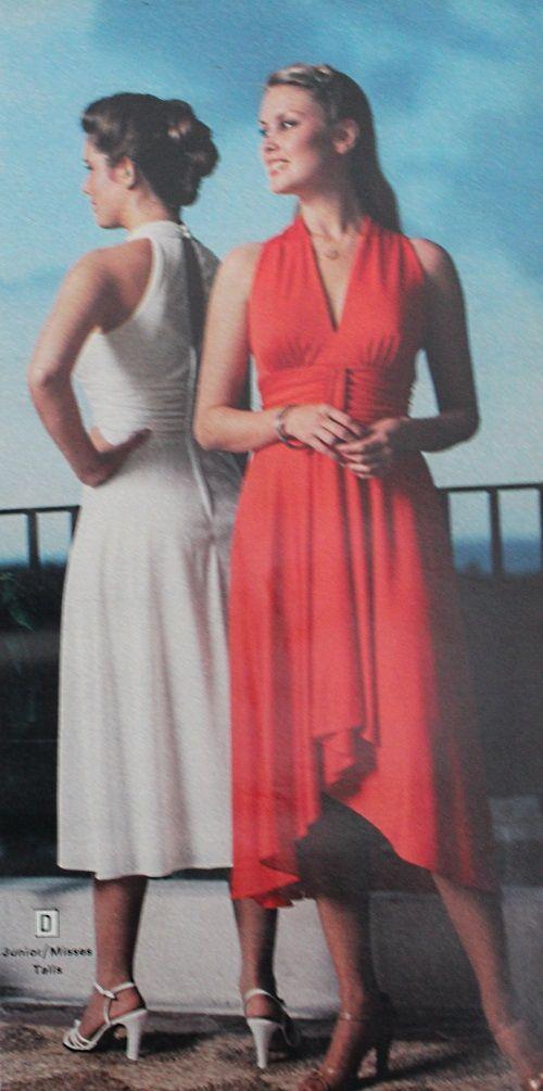 1979 party dresses  disco dresses